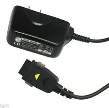 5.2v BATTERY CHARGER LG CU500 flip cell phone plug adapter electric power cord