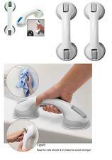 Safety Suction Grip Support Handle Bathroom Bath Shower Toilet Hand Rail