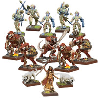 Mantic Kings of War Vanguard BNIB Forces of Nature Starter MGVAF101