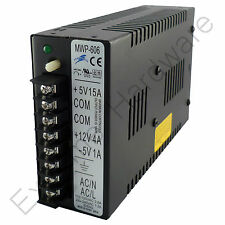Prima Power JAMMA Arcade Switching PSU Power Supply - 110V/220V, +5V +12V -5V