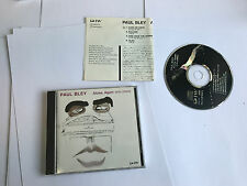 Alone Again (Piano Solo) RARE JAPAN CD by Paul Bley 4988044003194