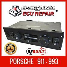 Repair - Porsche 911 993 Heater HVAC CCU AC Climate Control Unit 993 659 047 01