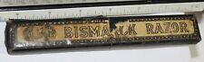 Vintage Bismarck Straight Razor Case Only Solingen?
