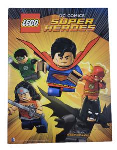 Lego DC Comics Superheroes Superman Justice League Comic Book IDW