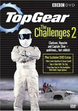 Top Gear - The Challenges: Volume 2 DVD (2008) Jeremy Clarkson