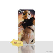 Case/cover Star Wars Apple iPhone 5 5s SE Screen Protector Silicone Stormtrooper