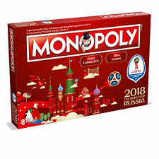 Monopoly Russia 2018 FIFA World Cup Edition Board Game