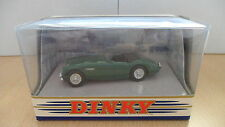 AUSTIN HEALY 1956 GREEN NEW DINKY NO. DY-30 1/43