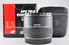 [Exc] SIGMA APO TELE CONVERTER 2x EX DG For Canon EF-Mount
