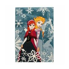Tappeto Frozen Anna e Elsa Principesse Disney 100x150 cm P861