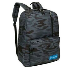 Columbia Sun Pass Day Pack Omni-Shield Laptop Backpack Charcoal Camo