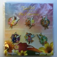 Tinker Bell and the Lost Treasure Booster Set Disney Pin 72335