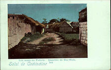 Salut COCHINCHINE Asien Poterie Quartier de Bac-Ninh ~1900 Asien Asia Vientnam