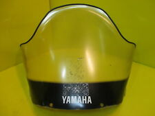 "13/"" Black Graphics on Clear Windshield Yamaha V-Max 600 XTC 1997-1998"