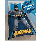 Batman 'Shadow' Set Housse de couette simple DC Comics réversible