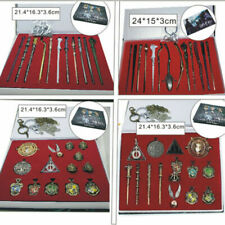 15PCS/Set Harry Potter Hermione Dumbledore Sirius Badge Magic Wand Gifts Collect