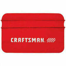 """Craftsman Fender Cover Automotive Protection 34""""x26"""" - RED-USA Made -New !!!"""