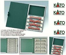 Kato 10-213 Box Storage Binder in N.7 Seater for Trains & Trucks Ladder-N