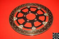 01-03 SUZUKI GSXR600 LEFT FRONT BRAKE DISC ROTOR