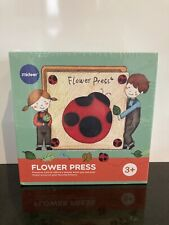 Midwest Wooden Flower Press Kit - New And Sealed