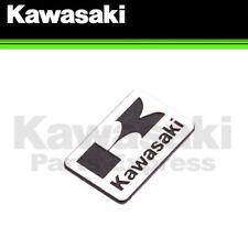 NEW 2000 - 2017 GENUINE KAWASAKI NINJA ZX 6R 9R 12R 14R TRIPLE CLAMP EMBLEM