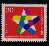 W Germany 1969 Labour Organization SG 1486 MNH