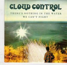 (EJ745) Cloud Control, There's Nothing In The Water We Can't Fight - 2010 DJ CD