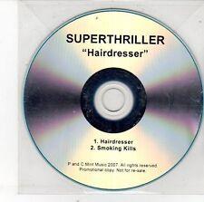 (EH60) Superthriller, Hairdresser - 2007 DJ CD