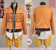 The Future Diary Mirai nikki 1st Amano Yukite Cosplay Costume  Custom Any Size