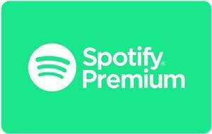 spotify premium ( 12 Monate )