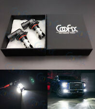 NEW 2x 50W 9006 HB4 High Power LED CREE 6000K Super White Fog Lights Bulbs #3