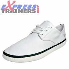 Lacoste Canvas Athletic Trainers for Men