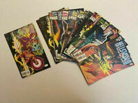 Hellstorm: Prince of Lies Lot: 4-21 w/Extra #5 Marvel 1993 Upcoming HULU Show