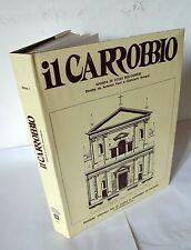 il CARROBBIO Anno I.RIVISTA DI STUDI BOLOGNESI,1975[Ferri/Roversi,storia Bologna