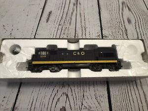 Atlas 8667 HO Scale Chesapeake & Ohio GE U23B Diesel Locomotive New # 2319