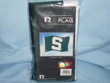 Michigan State Spartans 3' x 5' Banner Flag by Rico Nip