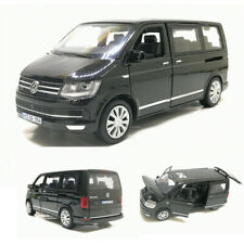 1:32 VW T6 Multivan MPV Model Car Diecast Toy Vehicle Collection Kids Gift Black