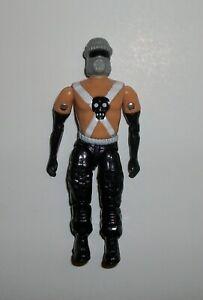 RARE 1991 Remco AAWF Pro Wrestling Ringside Reaper Vintage 3 3/4 Action Figure