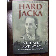 Hard Jacka war exploits of Australian WW1 Hero Albert Jacka VC MC Bar Book
