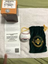 Evan Longoria Upper Deck Authenticated Autograph Baseball