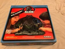 FUNKO SUPER 7 ReACTION ALIEN EGG CHAMBER ACTION PLAYSET BLUE ONLY 250 MADE SDCC