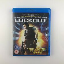 Lockout (Blu-ray, 2012)