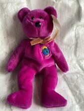 New ListingTy Beanie Baby Millennium Bear ~ Mint Condition
