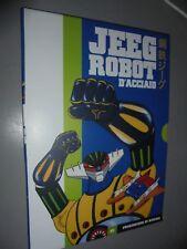 DVD N°3 JEEG ROBOT D'ACCIAIO PRIGIONIERO DI HIMIKA GAZZETTA DELLO SPORT