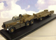 OXFORD 1/76 DIAMOND T TANK TRANSPORTER 1ST CANADIAN ARMOURED BRIGADE '43 76DT002