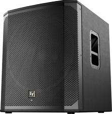 "ElectroVoice EV ELX200-18SP 18"" Powered Subwoofer"