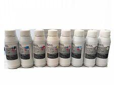 8x250ml refill ink bottles for Canon PIXMA PRO-100 printer
