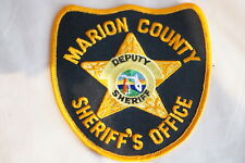 US Merion County Deputy Sheriffs Office Florida Police Patch