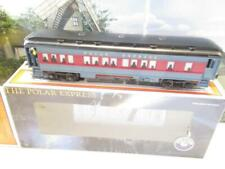 Lionel- 36875- Polar Express Conductor Announcement Coach- 0/027- Boxed- W61