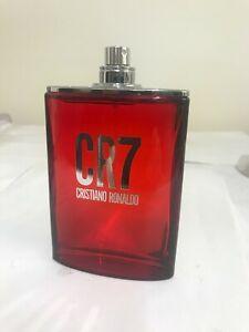 CR7 Cristiano Ronaldo 100ml Eau De Toilette Spray -New Please read